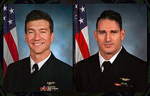Navy Identifies Deceased Sailors in F/A-18F Crash