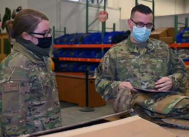 Body armor designed for women comes to Wyoming's F.E. Warren Air Force Base