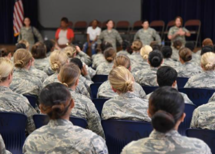 Sex Is Still a Taboo Topic in the US Military. It's Time to Change That