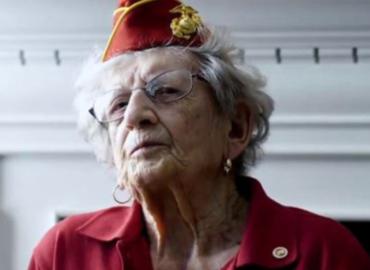 Dorothy 'Dot' Cole, oldest living Marine, dies at age 107