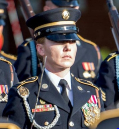 The survivor: Soldier overcomes battle with suicide
