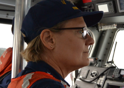 Biden to announce first woman four-star admiral for the Coast Guard