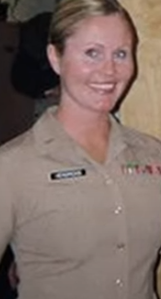 A Marine Inhaled Burning Garbage Fumes While Deployed. This Is What Happened To Her Organs.